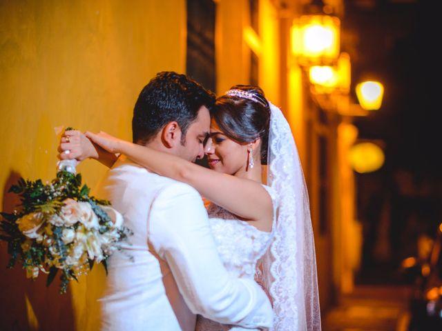 El matrimonio de Vicente y Mary Lourdez en Cartagena, Bolívar 220