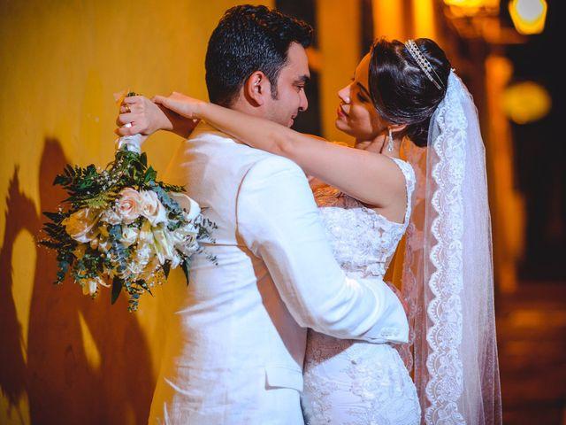El matrimonio de Vicente y Mary Lourdez en Cartagena, Bolívar 221