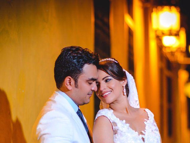El matrimonio de Vicente y Mary Lourdez en Cartagena, Bolívar 223