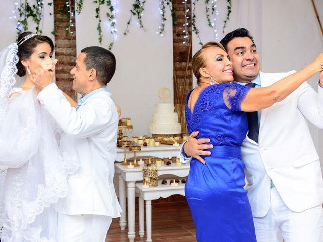 El matrimonio de Vicente y Mary Lourdez en Cartagena, Bolívar 233