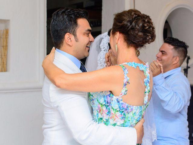 El matrimonio de Vicente y Mary Lourdez en Cartagena, Bolívar 236