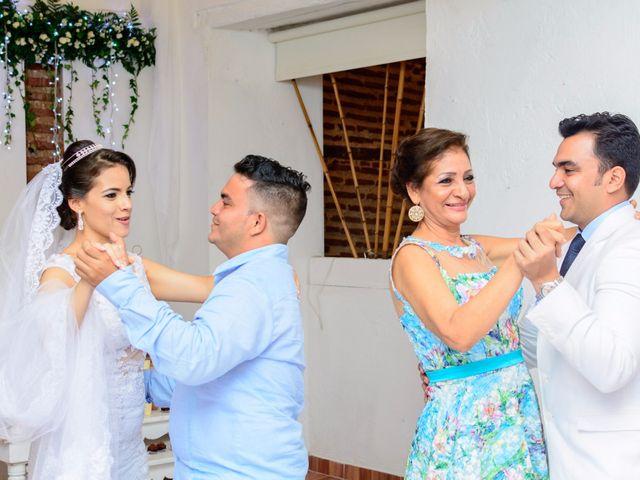 El matrimonio de Vicente y Mary Lourdez en Cartagena, Bolívar 237