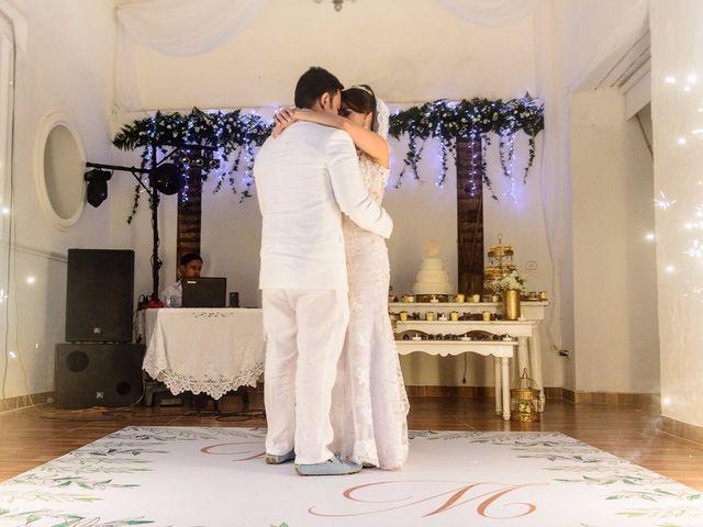El matrimonio de Vicente y Mary Lourdez en Cartagena, Bolívar 240