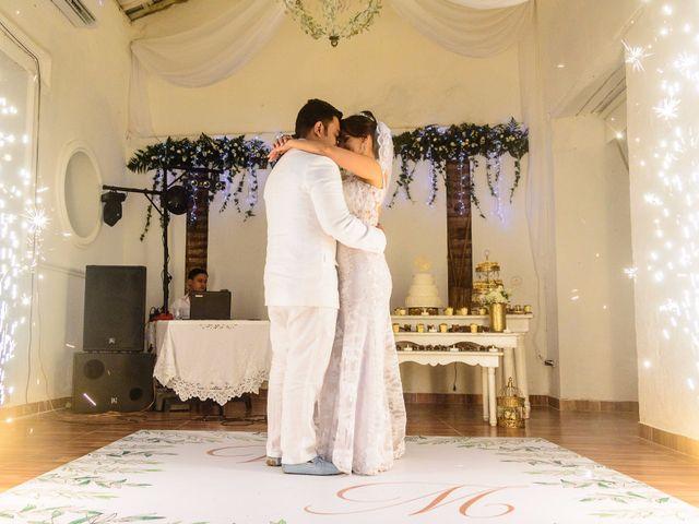 El matrimonio de Vicente y Mary Lourdez en Cartagena, Bolívar 241