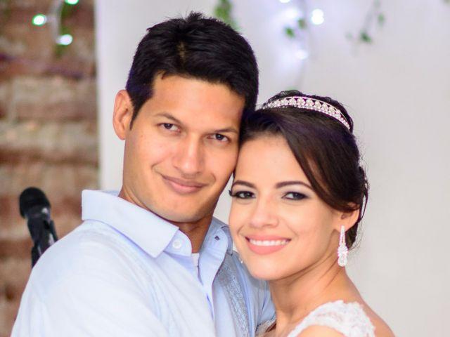 El matrimonio de Vicente y Mary Lourdez en Cartagena, Bolívar 253