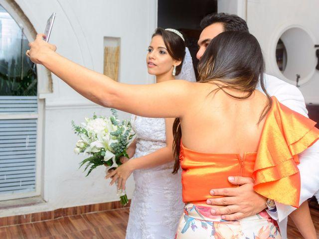 El matrimonio de Vicente y Mary Lourdez en Cartagena, Bolívar 255