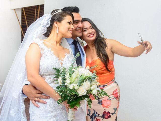 El matrimonio de Vicente y Mary Lourdez en Cartagena, Bolívar 256