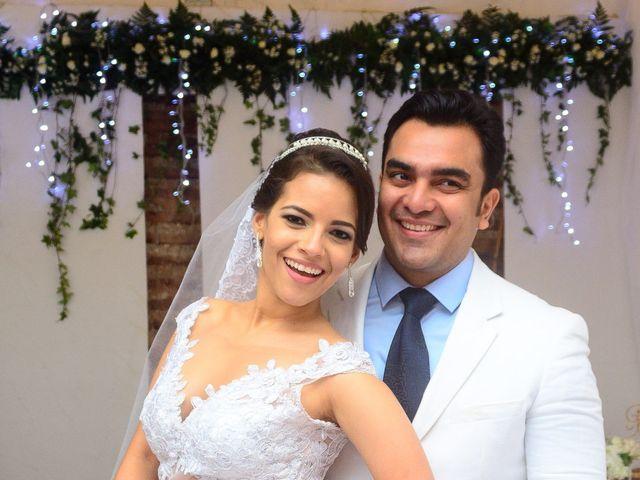 El matrimonio de Vicente y Mary Lourdez en Cartagena, Bolívar 259