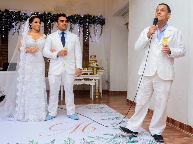 El matrimonio de Vicente y Mary Lourdez en Cartagena, Bolívar 260
