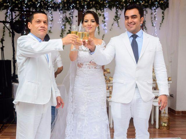 El matrimonio de Vicente y Mary Lourdez en Cartagena, Bolívar 261