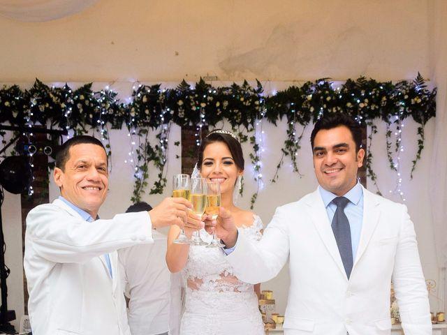 El matrimonio de Vicente y Mary Lourdez en Cartagena, Bolívar 262