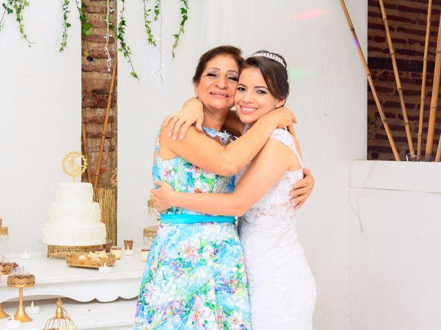 El matrimonio de Vicente y Mary Lourdez en Cartagena, Bolívar 263