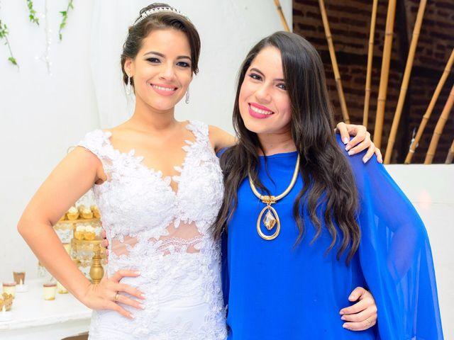 El matrimonio de Vicente y Mary Lourdez en Cartagena, Bolívar 265