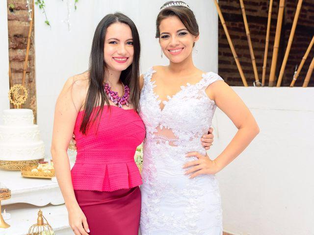 El matrimonio de Vicente y Mary Lourdez en Cartagena, Bolívar 266