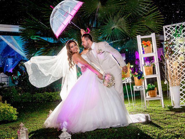 El matrimonio de Nidia y Angelo