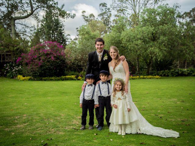 El matrimonio de Gabriel Soto y Natalia Alvarez en Tenjo, Cundinamarca 142