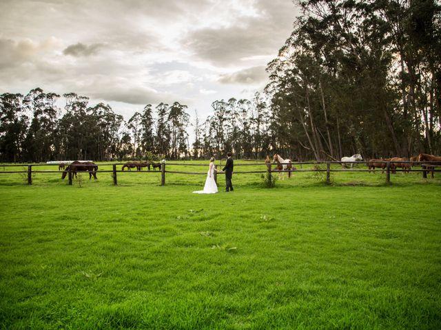 El matrimonio de Gabriel Soto y Natalia Alvarez en Tenjo, Cundinamarca 147