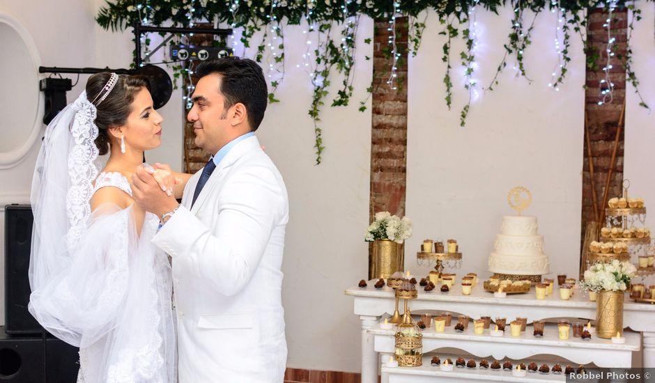 El matrimonio de Vicente y Mary Lourdez en Cartagena, Bolívar