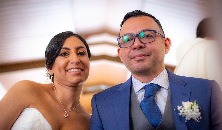 El matrimonio de Mauricio y Marjorie en Medellín, Antioquia
