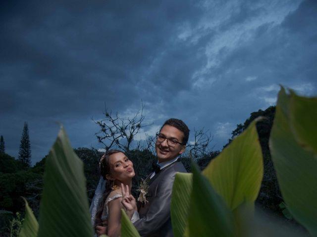 El matrimonio de Franklin  y Nayiby  en Pereira, Risaralda 3