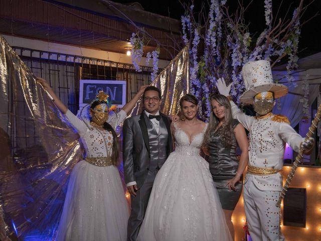 El matrimonio de Franklin  y Nayiby  en Pereira, Risaralda 2