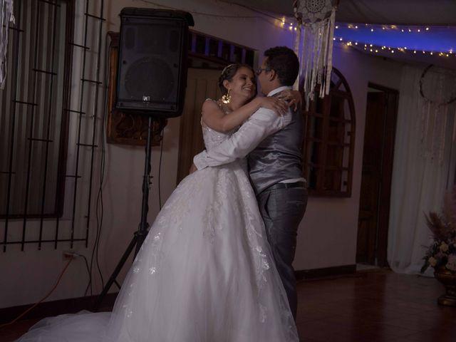 El matrimonio de Franklin  y Nayiby  en Pereira, Risaralda 5
