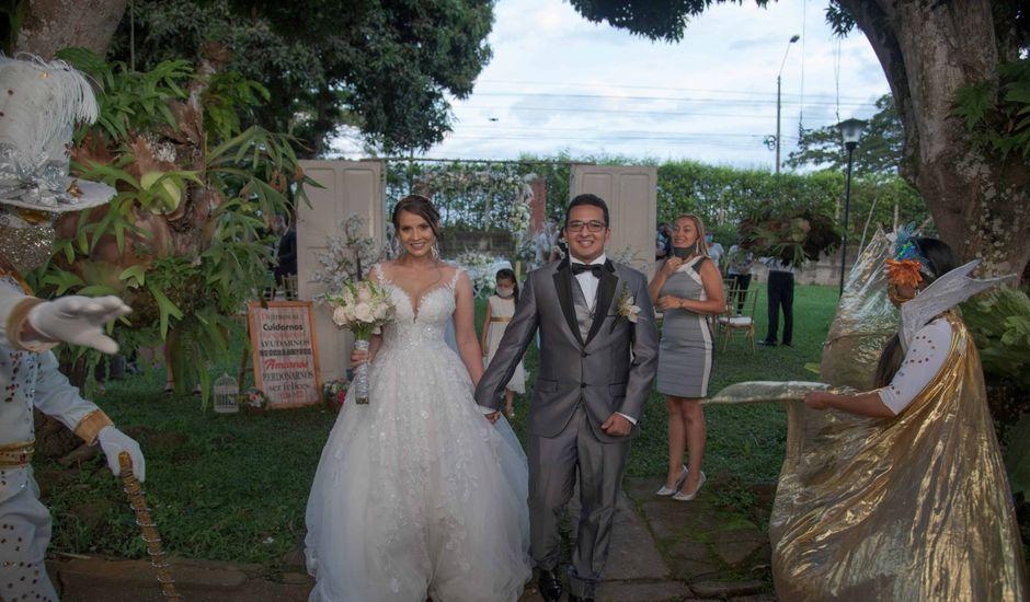 El matrimonio de Franklin  y Nayiby  en Pereira, Risaralda
