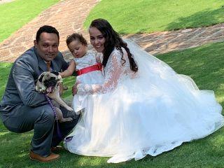 El matrimonio de Nataly y Hugo