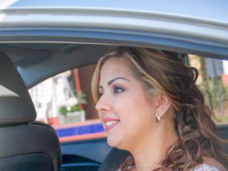 El matrimonio de Sandra y Alex 2