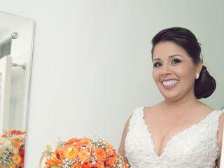El matrimonio de Esmeralda  y Leo  2