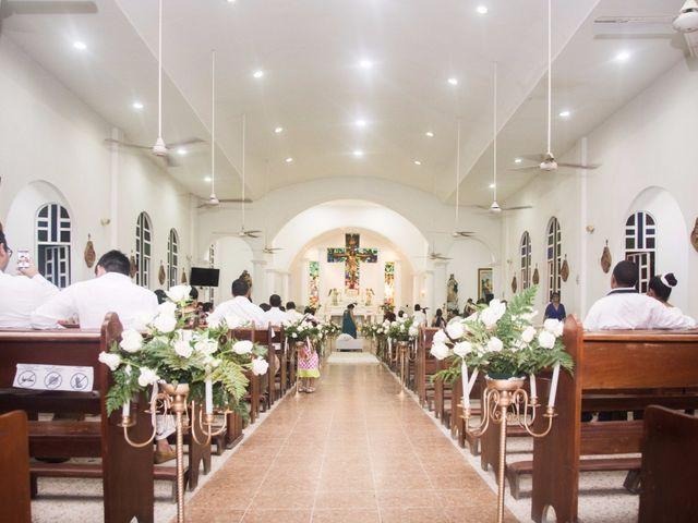 El matrimonio de Adal y Alexandra en Cartagena, Bolívar 1