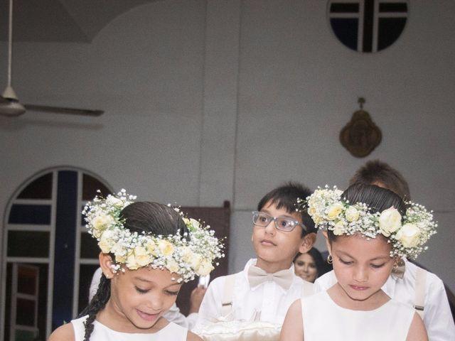 El matrimonio de Adal y Alexandra en Cartagena, Bolívar 6