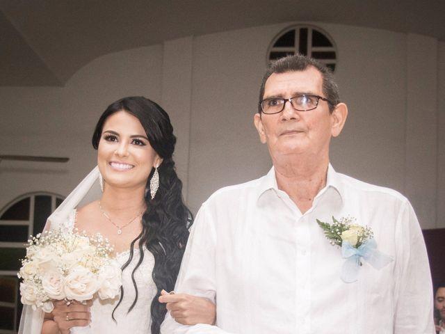 El matrimonio de Adal y Alexandra en Cartagena, Bolívar 7