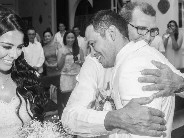 El matrimonio de Adal y Alexandra en Cartagena, Bolívar 9