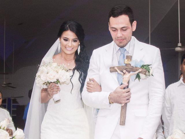 El matrimonio de Adal y Alexandra en Cartagena, Bolívar 8