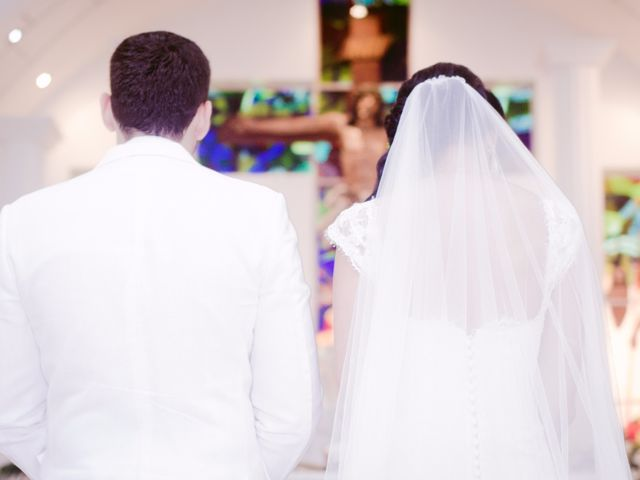 El matrimonio de Adal y Alexandra en Cartagena, Bolívar 10