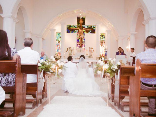 El matrimonio de Adal y Alexandra en Cartagena, Bolívar 11