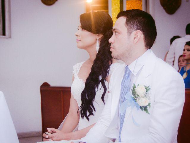 El matrimonio de Adal y Alexandra en Cartagena, Bolívar 12