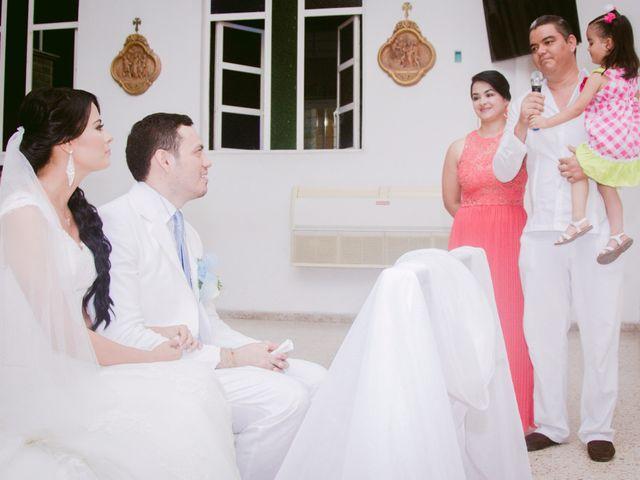 El matrimonio de Adal y Alexandra en Cartagena, Bolívar 18