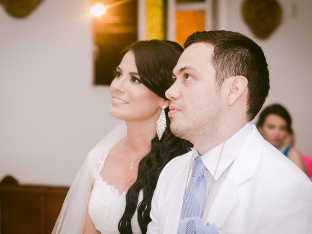 El matrimonio de Adal y Alexandra en Cartagena, Bolívar 19