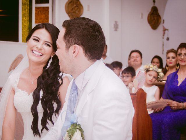 El matrimonio de Adal y Alexandra en Cartagena, Bolívar 21