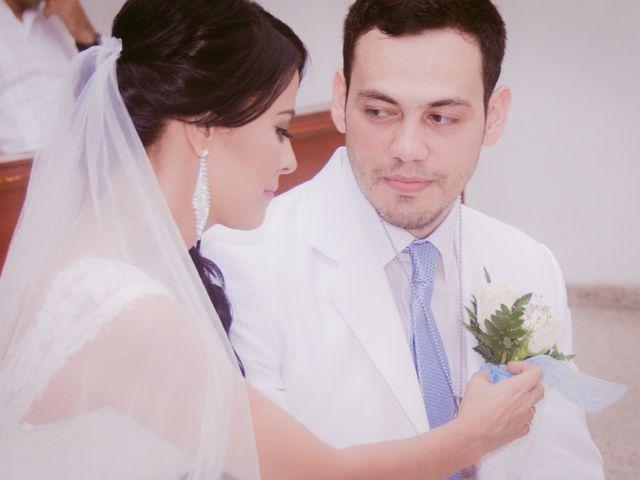 El matrimonio de Adal y Alexandra en Cartagena, Bolívar 24