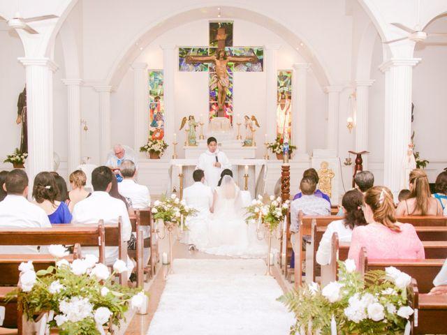 El matrimonio de Adal y Alexandra en Cartagena, Bolívar 25