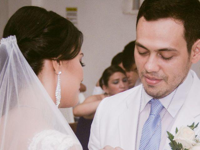 El matrimonio de Adal y Alexandra en Cartagena, Bolívar 33