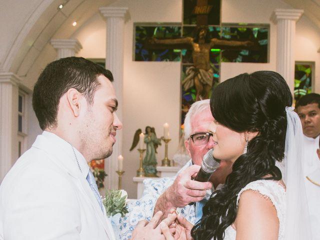 El matrimonio de Adal y Alexandra en Cartagena, Bolívar 35