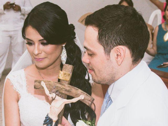 El matrimonio de Adal y Alexandra en Cartagena, Bolívar 39