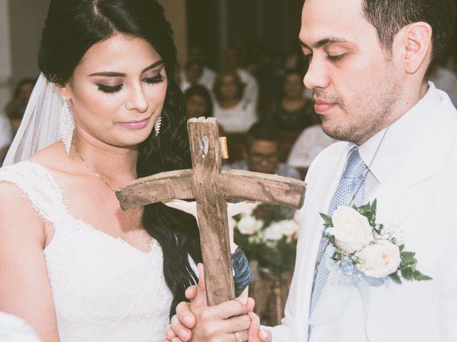 El matrimonio de Adal y Alexandra en Cartagena, Bolívar 40
