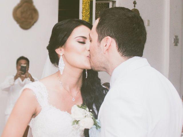 El matrimonio de Adal y Alexandra en Cartagena, Bolívar 42