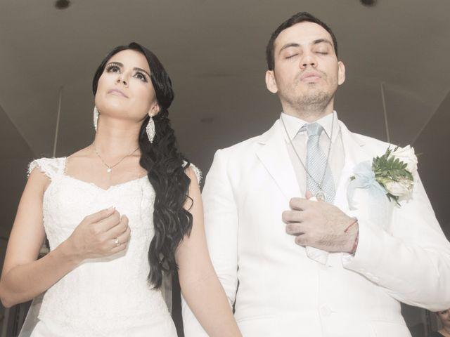 El matrimonio de Adal y Alexandra en Cartagena, Bolívar 43