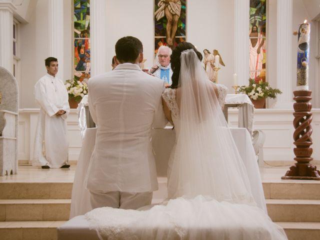 El matrimonio de Adal y Alexandra en Cartagena, Bolívar 49